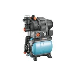 Groupe de surpression 5000/5 Eco Comfort Filtre, clapet anti-retour en équipement de série et sécurité manque d'eau. 1100 W - 45