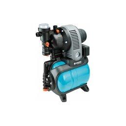 Groupe de surpression 3000/4 Eco Classic Filtre et clapet anti-retour en équipement de série. 650 W - 2800 l/h - 4 bar