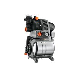 Groupe de surpression 5000/5 inox Eco Premium Filtre, clapet anti-retour en équipement de série et sécurité manque d'eau.1200W -