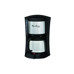 CAFETIERE SUBITO ISOTHERME NOIR/INOX