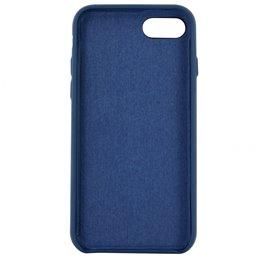 Coque Cuir IPHONE 7 - 8 Bleu