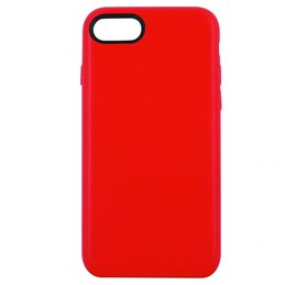 Coque Cuir IPHONE 6+ 6S+ Rouge