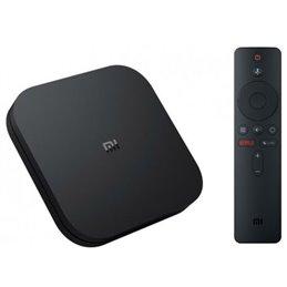 XIAOMI Mi BOX S 4K Ultra HD set-top box +Cable * NOIR