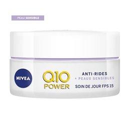 NIVEA Q10+ SOIN ANTI-RIDES SENSITIVE JOUR 50 ML