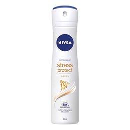 NIVEA DEODORANT ATOMISEUR STRESS PROTECT 200 ML