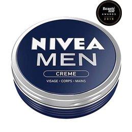 NIVEA MEN CREME VISAGE CORPS MAINS POT 150 ML