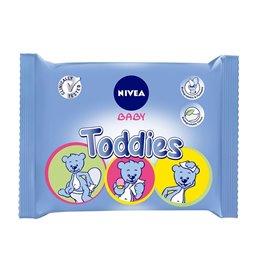 NIVEA BABY LINGETTES TODDIES MULTI-USAGES X 60