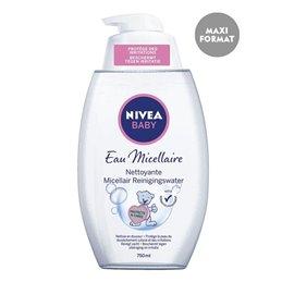 NIVEA BABY EAU NETTOYANTE MICELLAIRE 750 ML
