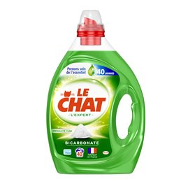 LE CHAT LESSIVE LIQUIDE EXPERT 2L 40 LAVAGES