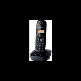 TEL Panasonic KXTG1611 NOIR  DECT SOLO
