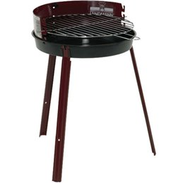 BBQ GRILL CHEF ROND 37 CM