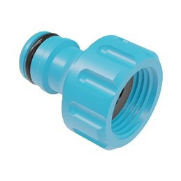 """Nez de robinet, filetage intérieure BASIC 21 mm FEMELLE 1/2"""""""