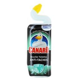 CANARD GEL WC BOUCLIER TOILETTES ANTI TACHES 750 ML