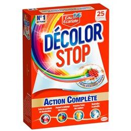 DÉCOLOR STOP ETUI DE 25 LINGETTES