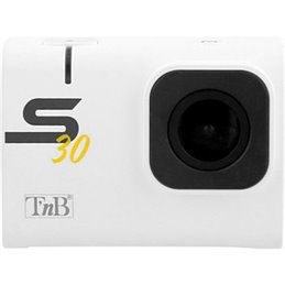 CAMERA SPORT - Caméra 4K S30 - Blanc
