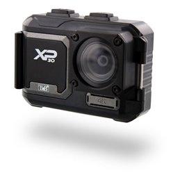 CAMERA SPORT - Caméra 4K étanche XP30 - noir