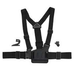 SPORT -  harnais pour caméra sport - noir