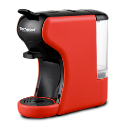 TECHWOOD Cafetiére Nespresso e capacité 0,6 L