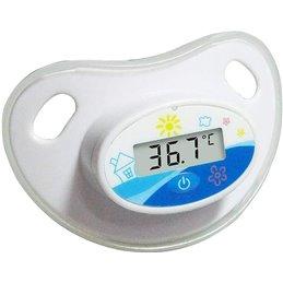 THERMOMÈTRE TETINE Camry CR 8416  Le thermomètre pour enfants a un embout souple et élastique et est imperméable à l'eau, ce qu