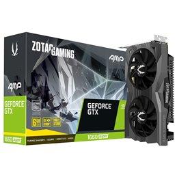 CV ZOTAC PCIE GTX1660 SUPER AMP GAMING -ZT-T16620D-10M